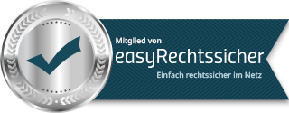 easy Rechtssicher Siegel